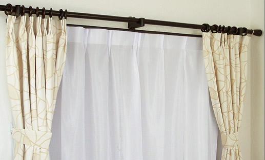 斜窗窗帘做法_窗帘杆安装知识大全 窗帘杆安装流程和注意事项
