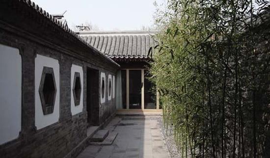 蔡国强四合院改造,中国室内设计颁奖盛典,室内设计