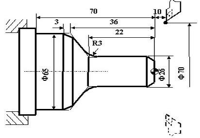 数控车床编程实例大全 数控车床编程实例讲解图片