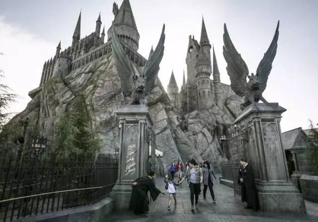 哈利波特主题公园-除了上海迪士尼 还有这些能让人裤衩都吓掉的游乐园