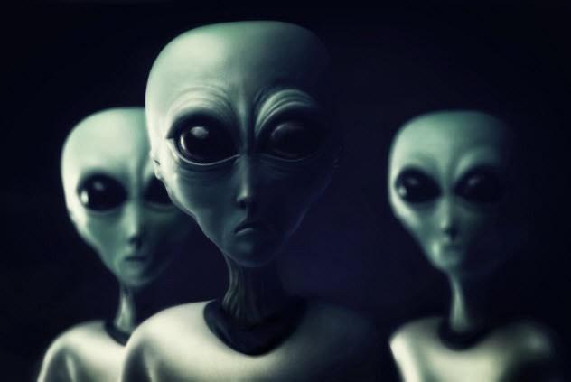 外星人-未来消灭人类的10种途径