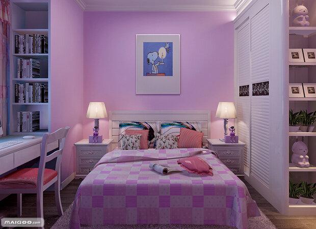 小面积房间装修效果图 小房间装修图片欣赏图片
