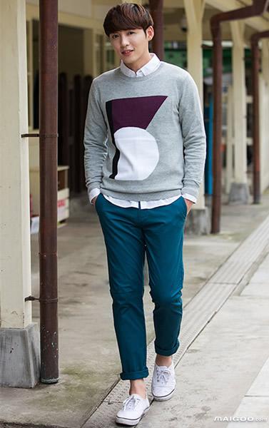 今年最流行的鞋子男生-男士休闲裤搭配什么鞋 男式休闲裤配什么鞋