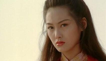《逃学威龙2》,1995年在《大话西游》里饰演的紫霞仙子惊艳万千观众图片