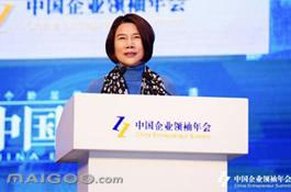 董明珠 格力电器 中国企业领袖年会