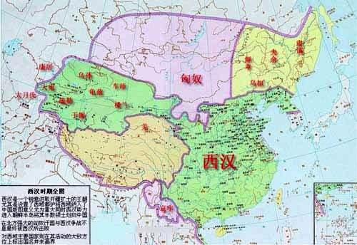 曾经疆土面积前十的大国 中国竟占了一半