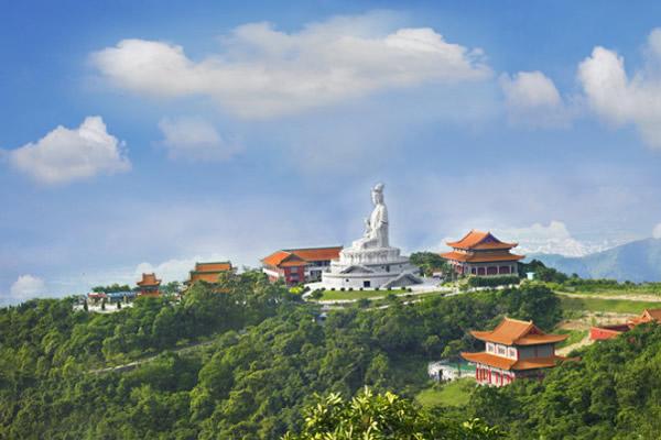 东莞十大著名景点 东莞十大旅游景点推荐 东莞必去的十大景点图片