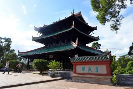 广西玉林最著名的十大景点 广西玉林十大旅游景点排行榜