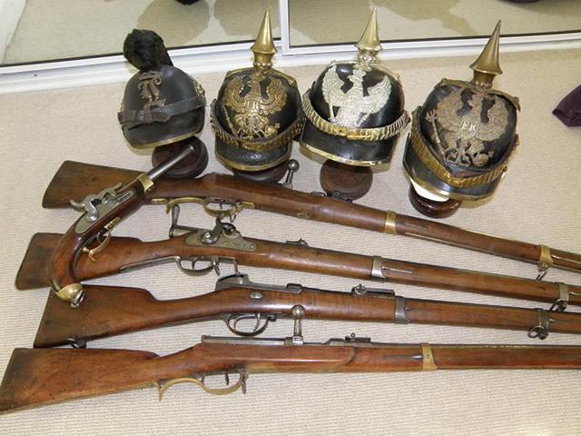 历史上影响力最大的10把步枪 全球影响力最大的十大步枪