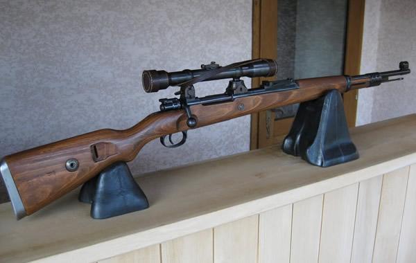 二战最知名的五大狙击步枪 二战最好的5大狙击步枪盘点
