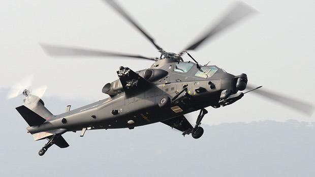 世界上最好的十架攻击直升机 世界十大攻击直升机排名