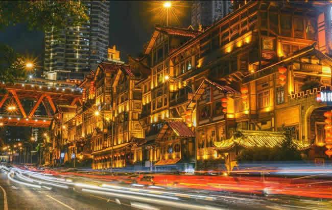 重庆的十大美景盘点 一定要看看的重庆十大旅游景点