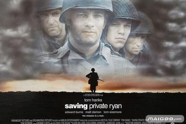 世界十大军事题材电影 好看的军事电影 中国有两部入选
