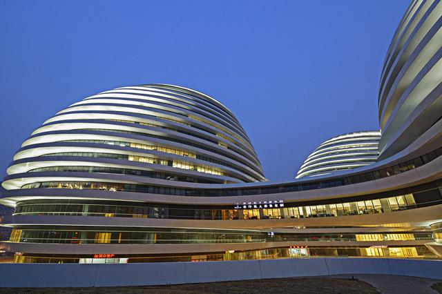 中国最美十大现代建筑 中国10大最美现代建筑盘点图片