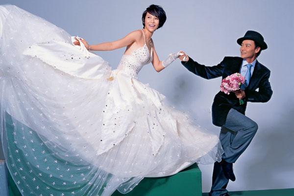 明星婚纱照_明星婚纱照片欣赏 明星婚纱照片大全
