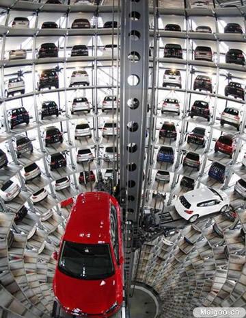 世界10大顶尖停车场评选结果出炉