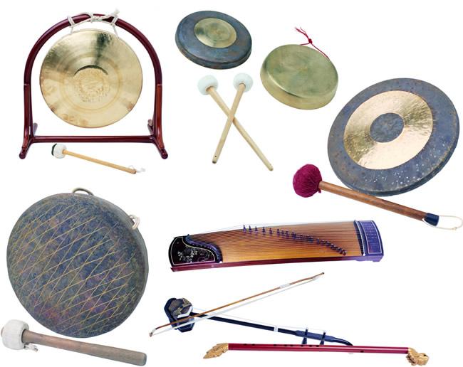 中国古典乐器有哪些 古典提琴是如何设计的图片