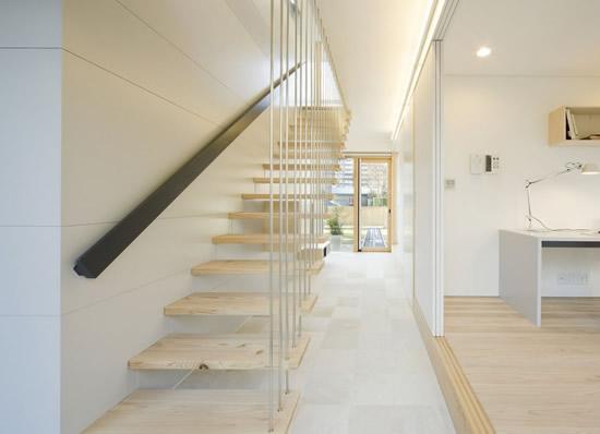 楼梯种类有哪些 家用楼梯样式材质哪种好图片