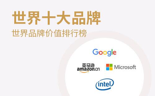 世界十大品牌